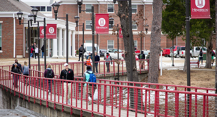 Students back in class following two-day closure