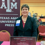 Boswell presents at annual Texas history meeting