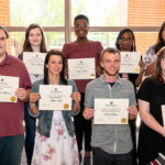Ellis College honors outstanding students