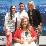 Admissions office brings home innovation award