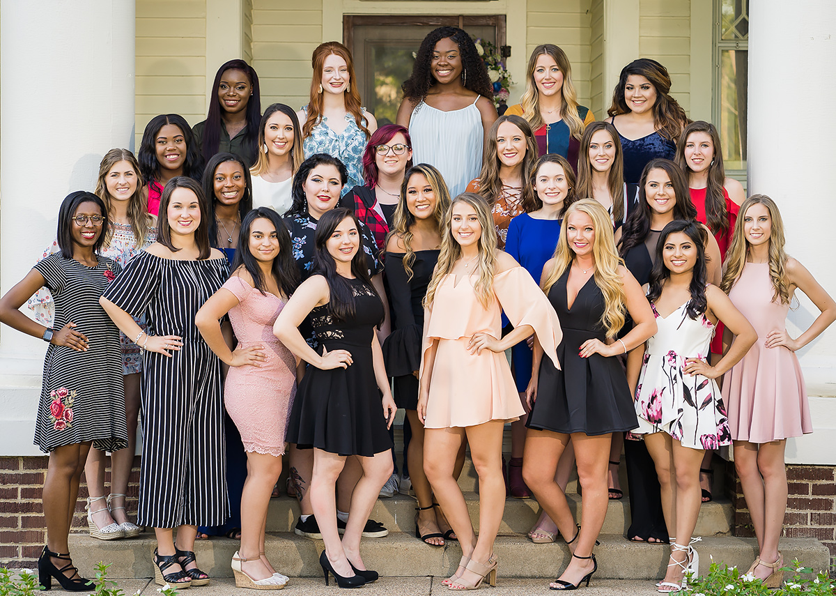 2018 henderson homecoming court announced